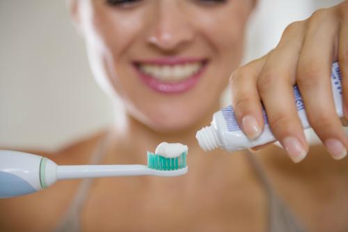 salud dental mujer